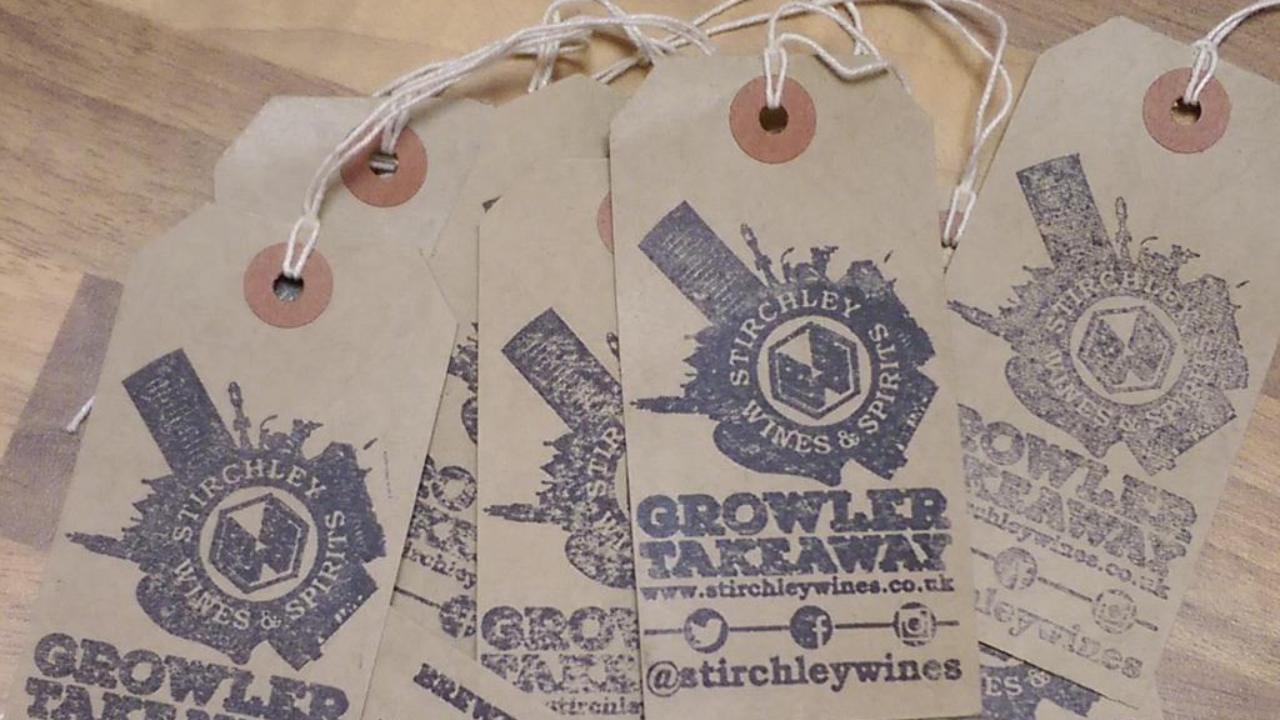 Growler Takeaway