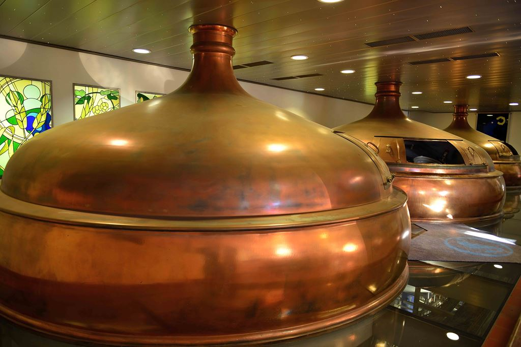 Orval Brewhouse